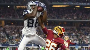 Dez Bryant Breaks 43-Year-Old Record In Cowboys' Win Over Redskins