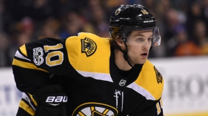 Bruins' Bruce Cassidy Reveals Plan For Using Anders Bjork Going Forward