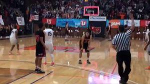 High School Freshman Drains Full-Court Game-Winner; Crowd Goes Ballistic