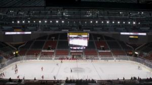 AHL Teams Played A Game With No Fans, And It Actually Was Kind Of Cool
