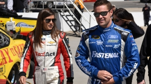 Ricky Stenhouse Jr. Says Danica Patrick Ending Her Career In 'Cool Way'