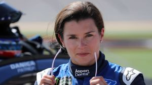 Watch Danica Patrick Keep Her Cool After Submerging Herself In Ice Bath