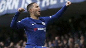 Chelsea's Eden Hazard Makes Young Soccer Fan Giddy With Jersey Gift