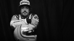 Fernando Alonso Likes Part-Oval Tracks,'Would Love' Charlotte Roval