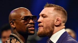 Floyd Mayweather Fires Shot At Conor McGregor After UFC Star Retires