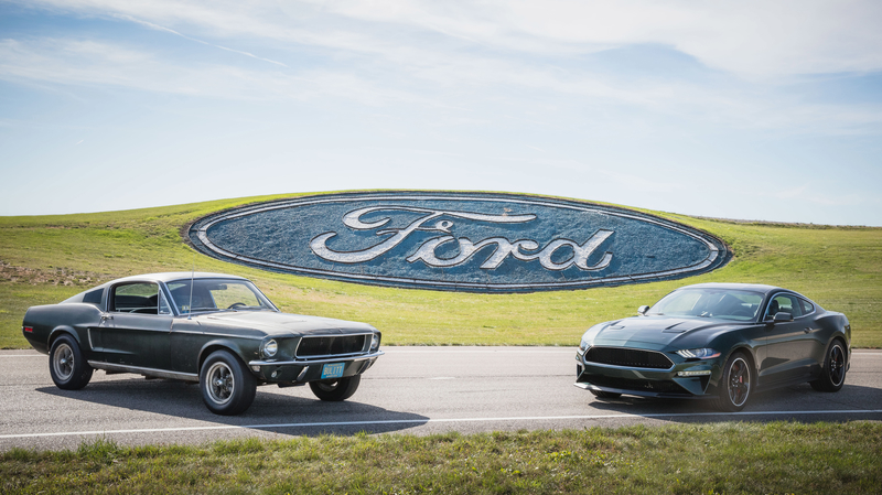 Ford Tracks Down Lost Bullitt Car For Limited Edition Mustang Reveal Entertainment Nesn Com