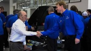 Roush Fenway Donates Robert Yates Tribute Car To Late Owner's Son, Doug