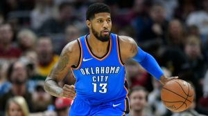 Paul George Selected To Replace DeMarcus Cousins In NBA All-Star Game