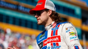 Ryan Blaney Throws Shade At Kyle Busch For Panning Young Driver Push