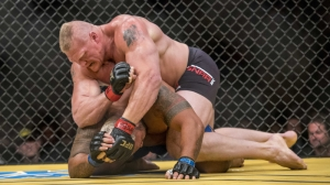 Brock Lesnar's WWE Contract Reportedly Will Allow Him To Fight In UFC