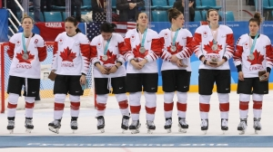This Canadian Player Wanted No Part Of Her Silver Medal After Loss To USA