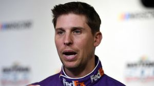 Watch Denny Hamlin's Daughter Adorably Put End To Her Dad's iRacing Day