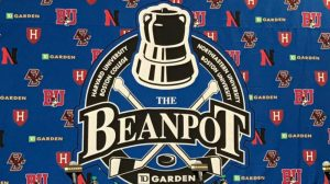 2018 Beanpot Boston University Vs. Harvard Semifinal Live Score, Highlights