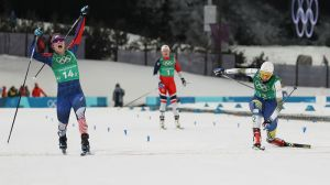 Team USA's Historic Women's Cross-Country Gold Medal Win Will Give You Chills