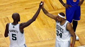 Paul Pierce Shares Why Ex-Celtics Teammate Kevin Garnett Is Hall Of Famer