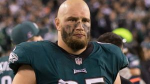 Eagles' Lane Johnson Doesn't Regret 'No Fun' Comment About Patriots