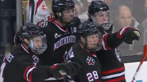 2018 Beanpot Final: Northeastern Beats BU, Wins First Title Since 1988