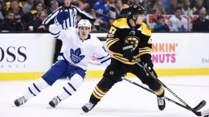 Bruins Look To Create Distance From Maple Leafs In Division Standings