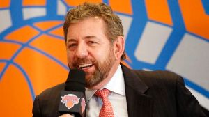 New York Knicks Owner James Dolan Has Tested Positive For COVID-19