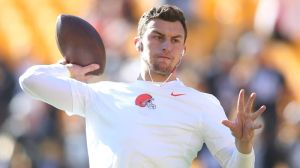 Johnny Manziel Admits His Football Career 'Probably' Is 'In The Past'