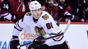 Blackhawks' Patrick Kane Leads Team Into Showdown With Bruins