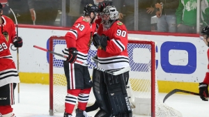 Accountant, 36, Plays Goalie For Blackhawks — And Stops Every Shot