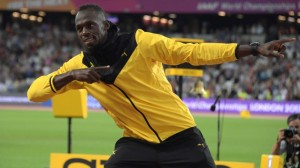 Watch Usain Bolt Play Soccer, Score Goal In Dortmund Practice Session