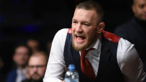 Watch Conor McGregor Punch Older Man After Apparent Dispute Over Whiskey