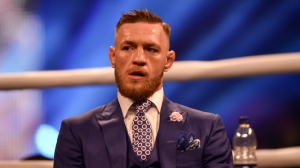 Conor McGregor Offers Two-Word Response To UFC 'Super Fight' Challenge
