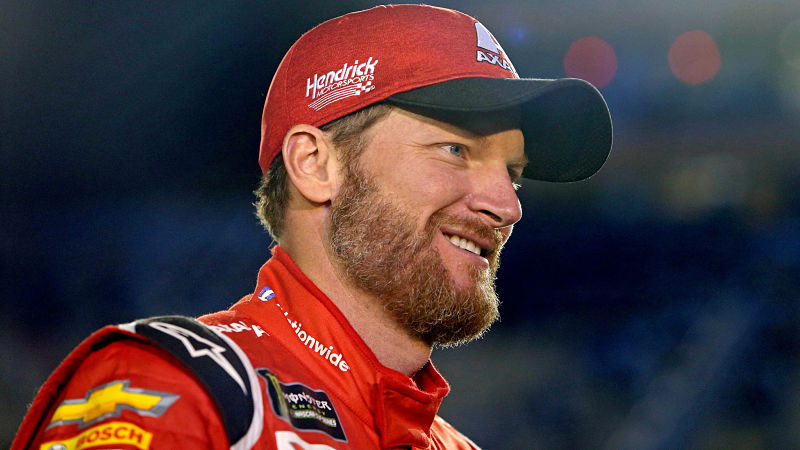 Dale Earnhardt Jr. Nominated For NASCAR Hall Of Fame; Carl Edwards, Too