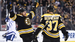 Six Reasons Why Bruins Will Defeat Maple Leafs In Stanley Cup Playoffs