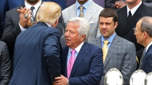 Donald Trump Thanks Robert Kraft Via Twitter For 'Excellent Advice'