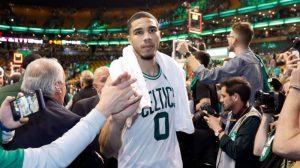 Jayson Tatum's History-Making Playoffs Has Celtics On Brink Of NBA Finals