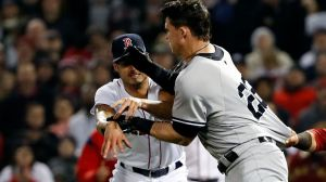 Red Sox's Joe Kelly Says He 'Blacks Out,' Gets 'Shark Eyes' During Brawls