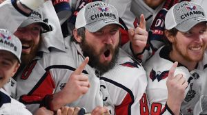 Tennis Reporter Has Issue With Alex Ovechkin's Post-Stanley Cup Antics