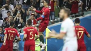 Portugal Vs. Spain Live: Cristiano Ronaldo Shines In Thrilling World Cup Draw