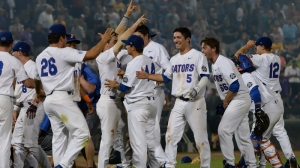 Auburn Lost College World Series Shot Vs. Florida In Most Brutal Way Possible