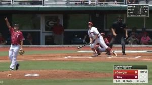 Watch College Pitcher Repeatedly Call 'Fly Ball' On Obvious Home Runs