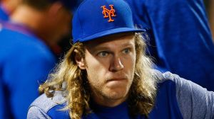 Noah Syndergaard Checks In With Awesome Tweet Amid Rampant Trade Rumors