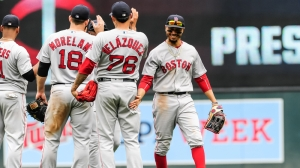 Friday Night Fenway Fan Question: Should MLB Use Electronic Strike Zone Instead Of Umpires?