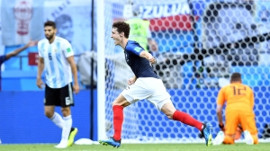 World Cup 2018: Benjamin Pavard's Goal In France Vs. Argentina Voted Best Of Tournament