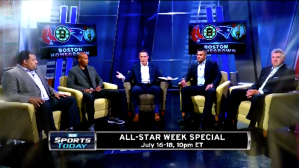 Don't Miss NESN's Three-Part 'Boston Homegrown' Series During All-Star Week