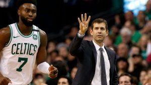 Celtics' Gamble On Coach Brad Stevens Looks Ingenious Five Years Later