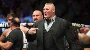 Daniel Cormier Trolls Brock Lesnar Over UFC Clash After WWE SummerSlam