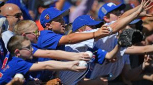 Cubs Fan Ripped For 'Stealing' Ball From Kid — But There's More To Story