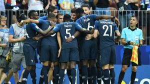 France Vs. Croatia Live: France Crushes Croatia, Wins World Cup Final