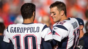 Tom Brady Shares Advice For Jimmy Garoppolo Ahead Of NFC Title Game
