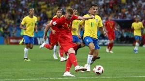 Brazil Vs. Belgium Live: Belgium In World Cup Semifinals; Brazil Eliminated