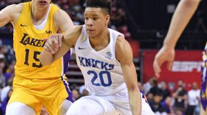 Kevin Knox, Collin Sexton Among Biggest NBA Summer League Standouts