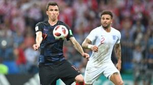 Croatia Vs. England Live: Croatia Wins On Mario Mandzukic's Goal In Extra Time